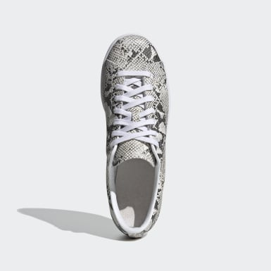 Originals Grey HYKE AOH-001 Python Shoes