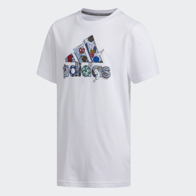 Three Stripe Life Ball Tee