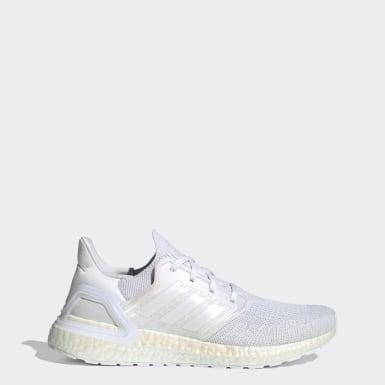 วิ่ง สีขาว รองเท้า Ultraboost 20