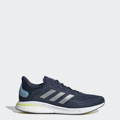 Zapatillas Supernova Azul Hombre Running