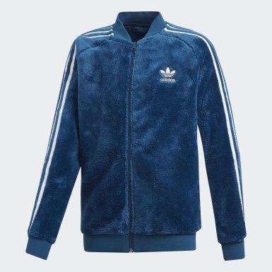 синий Олимпийка Winter SST