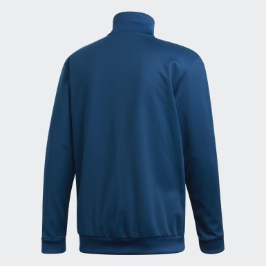 Heren Originals Blauw BB Trainingsjack