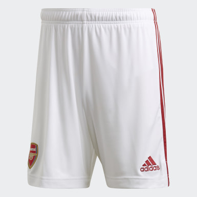 Short Home Arsenal FC Bianco Uomo Calcio