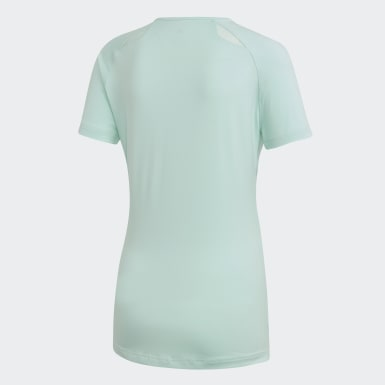 Maillot Hi Lo Turquoise Femmes Volleyball
