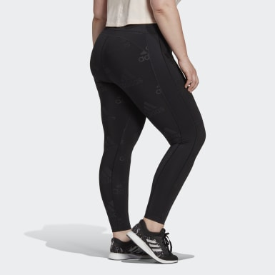 Women's Training Believe This Glam On Long Tights (Plus Size)