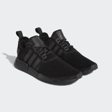 Tenis Pharrell Williams NMD_R1 Negro Hombre Originals