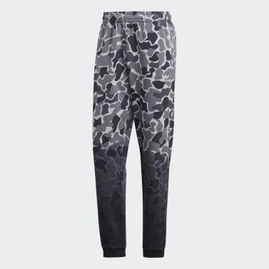 Men Originals Multicolor Camouflage Dip-Dyed Pants
