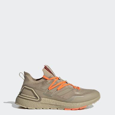 Running Brown Ultraboost 20 Explorer Shoes