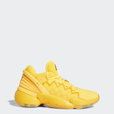 Basketball Gold Donovan Mitchell D.O.N. Issue #2 Crayola Shoes