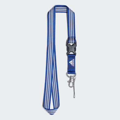 Training Blue Lanyard