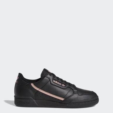 Women's Originals Black Continental 80 Shoes