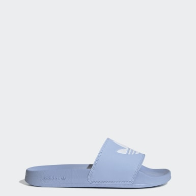 Women's Originals Blue Adilette Lite Slides