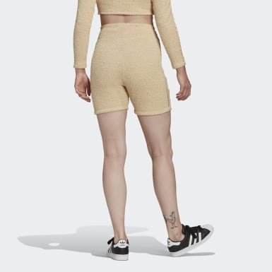 Short LOUNGEWEAR Beige Donna Originals