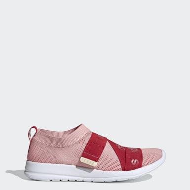 ผู้หญิง Sport Inspired สีชมพู รองเท้า Khoe Adapt X
