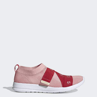Women Sport Inspired Pink Khoe Adapt X Shoes