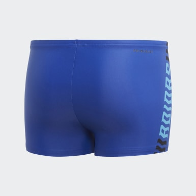 Bañador Fitness Azul Niño Natación