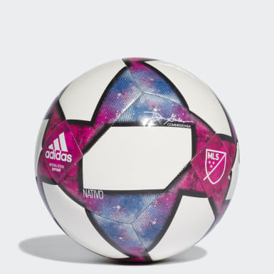 Soccer White MLS Capitano Ball