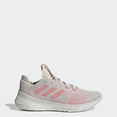 Women Running Grey Sensebounce + ACE Shoes