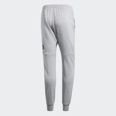 Pantaloni da allenamento Sport ID Grigio Uomo Athletics