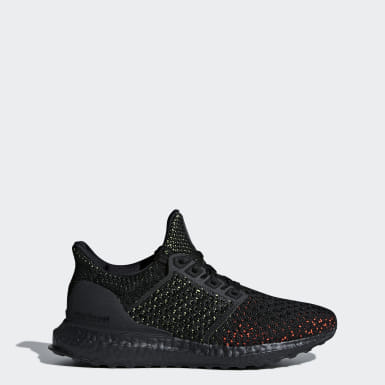 Youth Running Black Ultraboost Clima Shoes