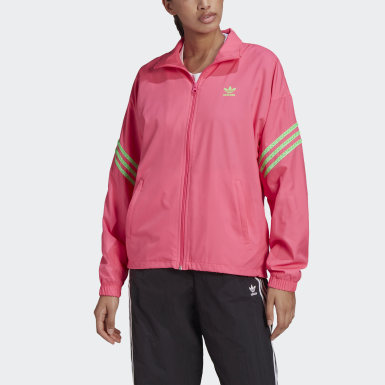Originals Pink Swarovski® Track Top