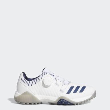 ผู้หญิง กอล์ฟ สีขาว รองเท้ากอล์ฟ CodeChaos Boa