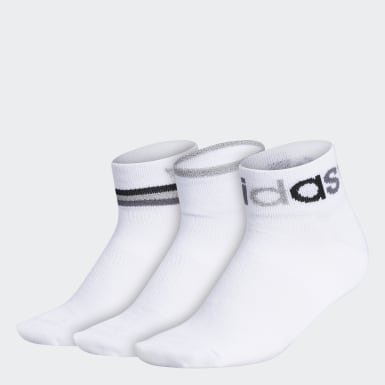 Graphic Shortie Ankle Socks 3 Pairs