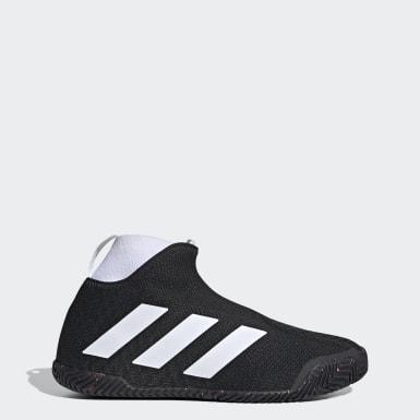 Sapatos de Ténis Sem Atacadores Stycon – Piso Duro Preto Homem Ténis
