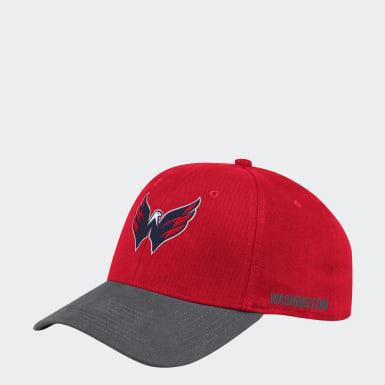 Men's Hockey Multicolor Capitals City Flex Hat