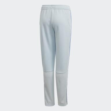 Pantalon d'entraînement Tiro 19 Bleu Enfants Soccer