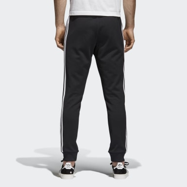 Men Originals Black SST Tracksuit Bottom