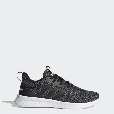 Men Essentials Black Puremotion Shoes