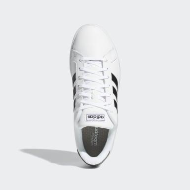 Sapatos Grand Court Branco Walking
