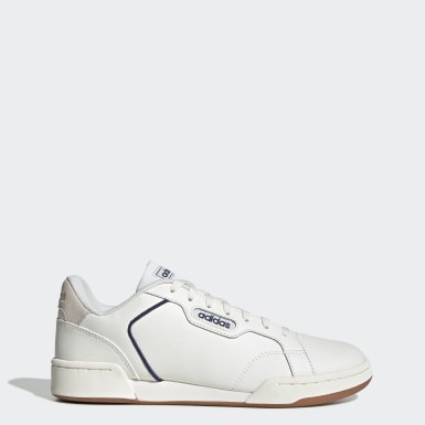 Essentials White Roguera Shoes