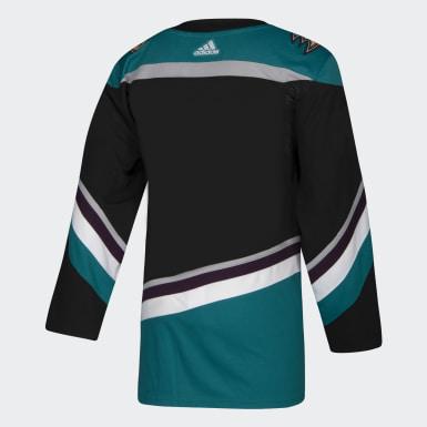 Maillot Ducks Alternatif Authentique noir Hommes Hockey