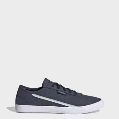 ผู้หญิง Sport Inspired สีน้ำเงิน รองเท้า Courtflash X