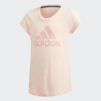 T-shirt Must Haves rose Adolescents Entraînement
