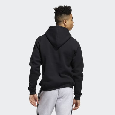 Men's Originals Black OG Blank Black Hoodie