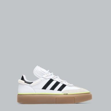Frauen Originals Supersleek 72 Schuh Weiß