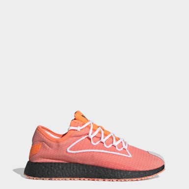 Y-3 Orange Y-3 Raito Racer II