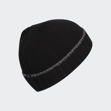 Men Golf Black Frostguard Golf Beanie