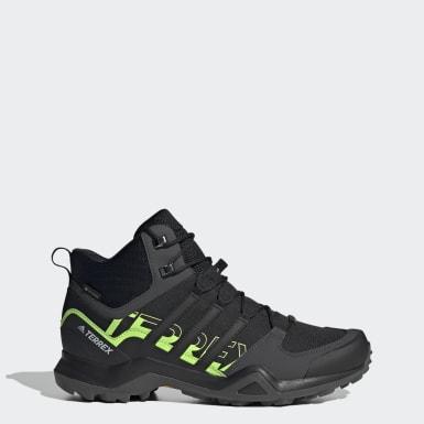 Terrex Swift R2 Mid GORE-TEX Hiking Shoes Czerń