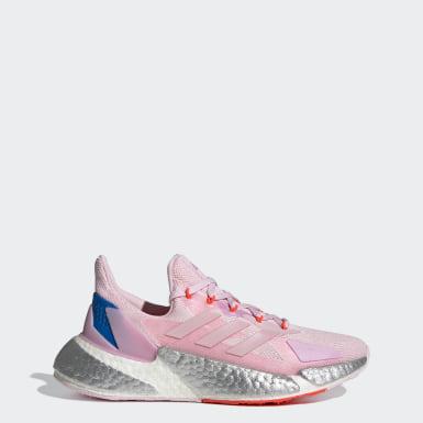 Women Running Pink X9000L4 W