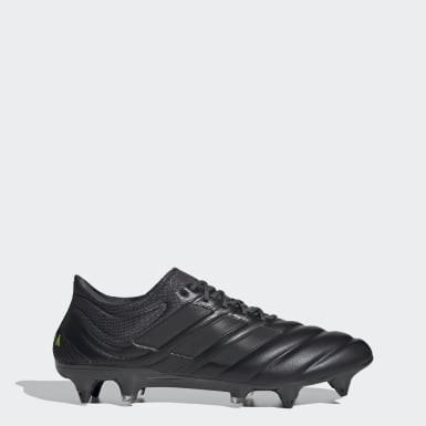 Fotboll Svart Copa 20.1 Soft Ground Boots