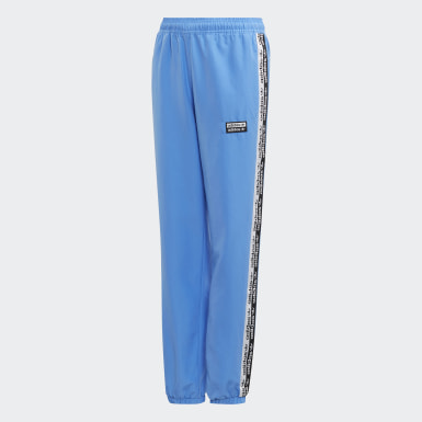 Boys Originals Blue Track Pants