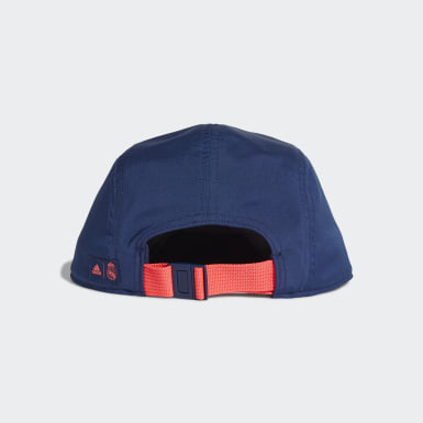 Gorra Five-Panel Real Madrid (UNISEX) Azul Fútbol