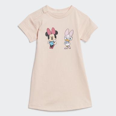 เด็กผู้หญิง ไลฟ์สไตล์ สีชมพู ชุดกระโปรง Disney