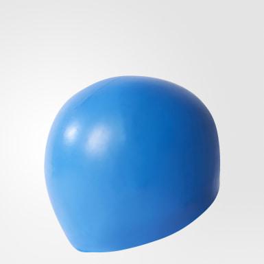 синий Плавательная шапочка Graphic