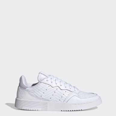 Sapatos Supercourt Branco Mulher Originals