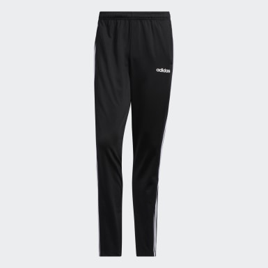 Heren Training zwart TRICO ZIP PANT